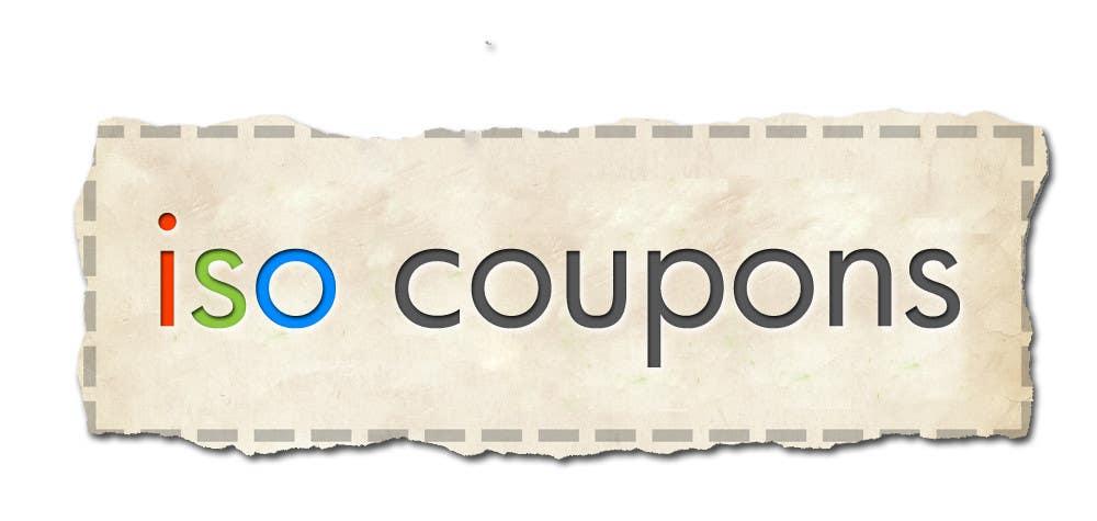 Bài tham dự cuộc thi #                                        38                                      cho                                         Logo Design for isocoupons.com