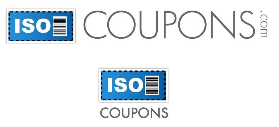 Bài tham dự cuộc thi #                                        98                                      cho                                         Logo Design for isocoupons.com