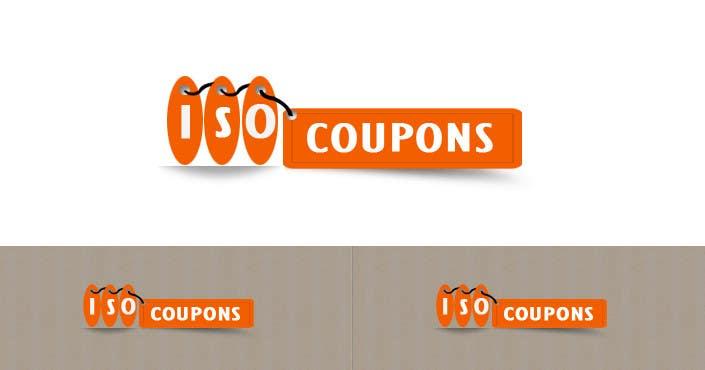 Bài tham dự cuộc thi #                                        85                                      cho                                         Logo Design for isocoupons.com