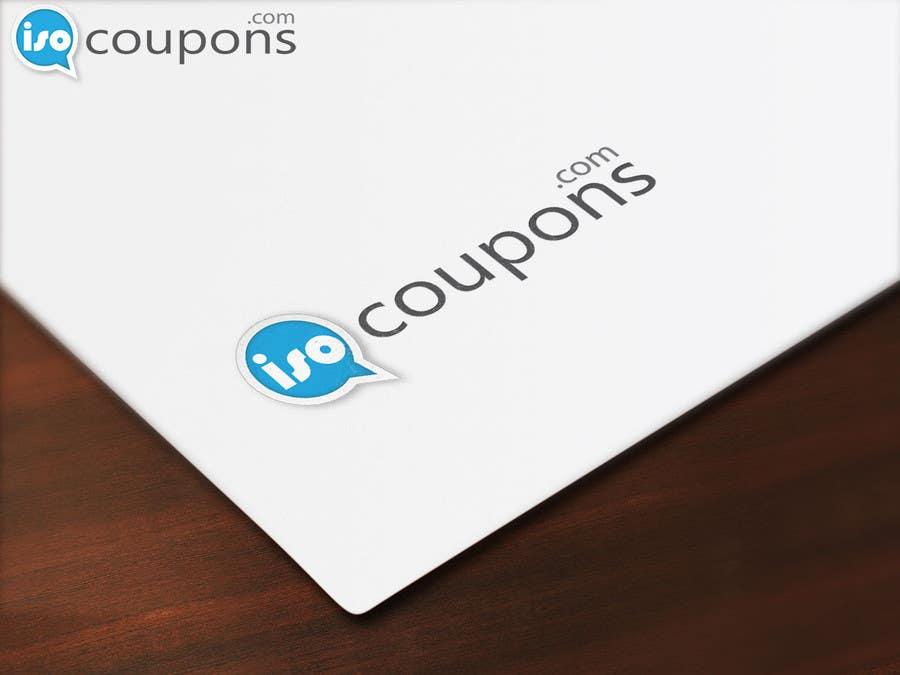 Bài tham dự cuộc thi #                                        43                                      cho                                         Logo Design for isocoupons.com