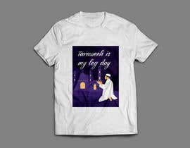 #41 untuk Muslim shirt design needed oleh cleaverdesigner8