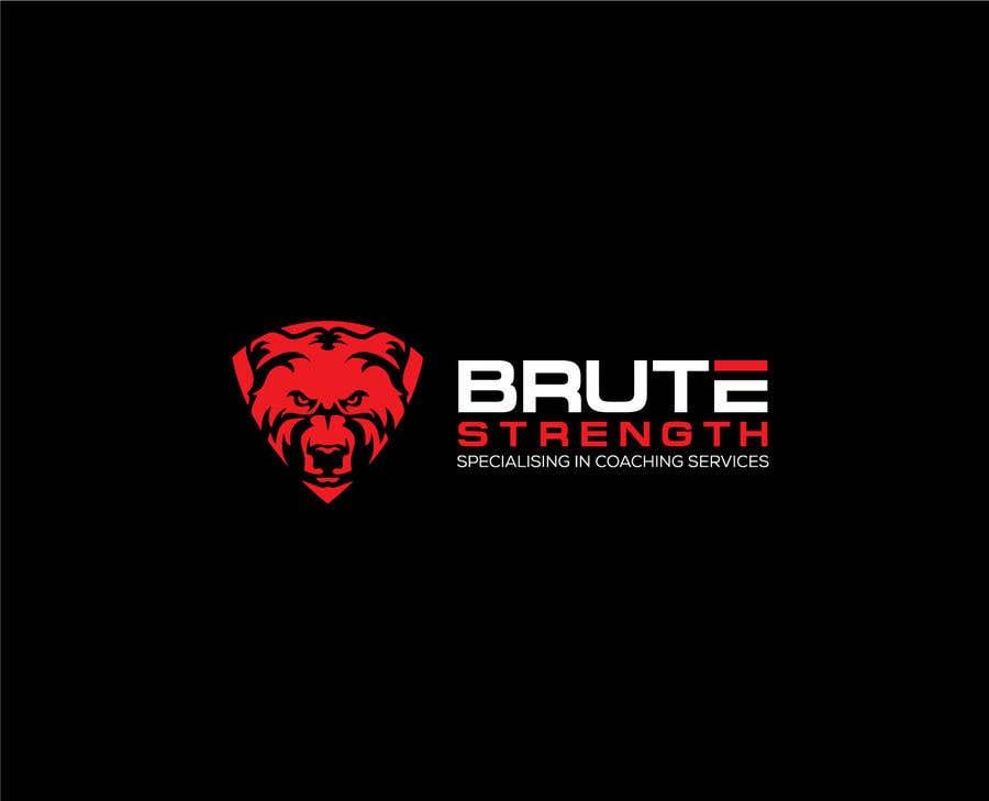 Konkurrenceindlæg #149 for Logo Design - Brute Strength