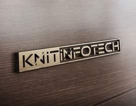 #29 for Logo Design for knitinfotech by azlur