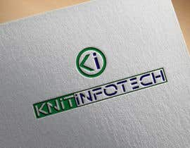 #54 , Logo Design for knitinfotech 来自 azlur