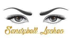 #86 for Create a logo name for eye lashes. af savitamane212