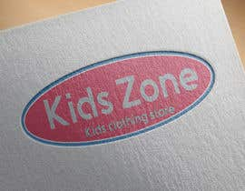 #28 for Kids Clothing Store Logo by balisss