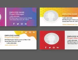 nº 61 pour Design an Email Signature par nazma1996