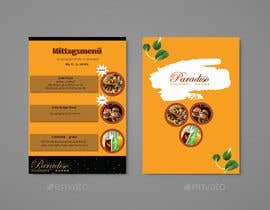 #22 for Design a beautiful onepager menu for a restaurant by azizurshahin