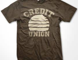#11 for T-shirt Design for Credit Union af WendyRV