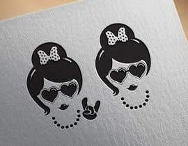 nº 3 pour Create icon / Hipster women at bachelorette party par Areynososoler