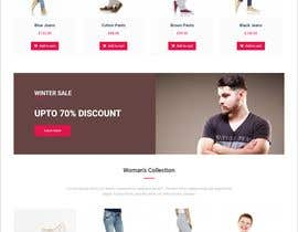 #33 cho Website Design bởi waqardesigner0