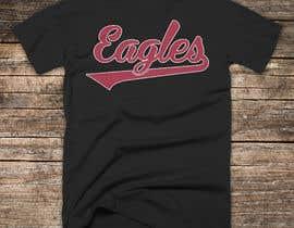 #66 untuk Need a baseball script font created for a t-shirt oleh designer4954