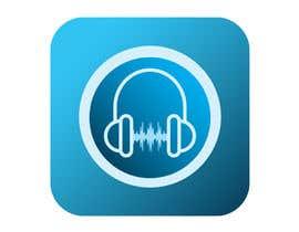 #70 for Radio player app logo af litonakash