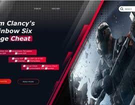 nº 10 pour Improve our website's looks (Full makeover) par AlphaSide