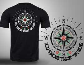 #16 для Back of t shirt art design от Madjed24