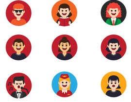 #2 для Diverse People Avatar Set - for a dating app от Sevket1