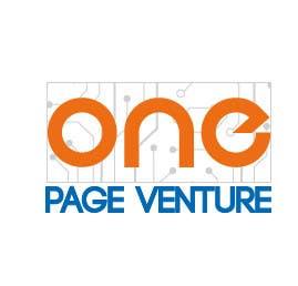 Inscrição nº                                         131                                      do Concurso para                                         Logo Design for OnePageVentures - start up company