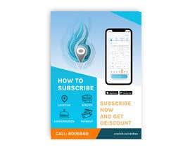 Nro 17 kilpailuun Create attractive poster for car wash monthly subscription käyttäjältä pipra99