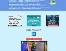 #4 for Create a professionell and powerful 1 Site Affiliate Page for AWeber Email Marketing af widmaercleff