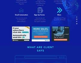 #8 for Create a professionell and powerful 1 Site Affiliate Page for AWeber Email Marketing af abdulrafay2934