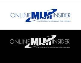 #104 для Design a NEW Logo for the brand 'Online MLM Insider' от SVV4852