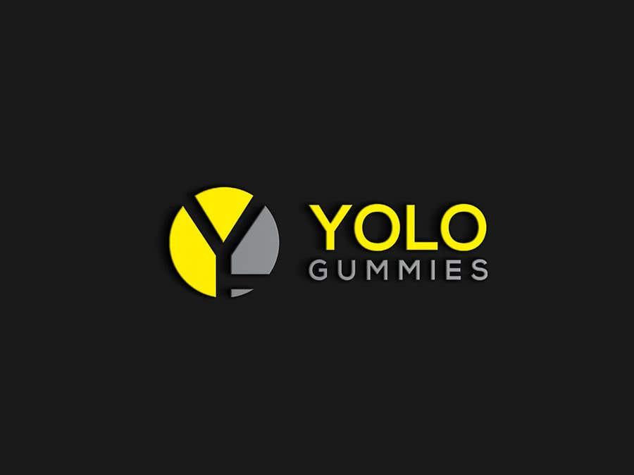 Penyertaan Peraduan #982 untuk Logo YOLO GUMMIES