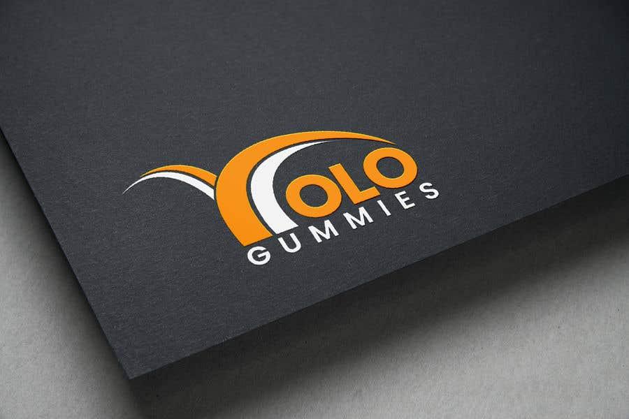 Penyertaan Peraduan #991 untuk Logo YOLO GUMMIES