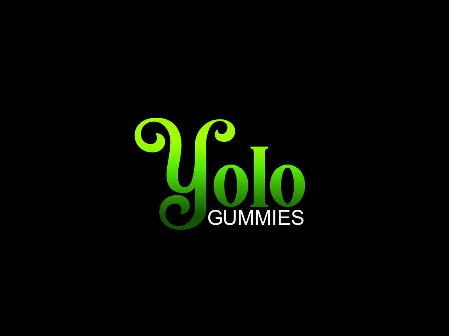Penyertaan Peraduan #520 untuk Logo YOLO GUMMIES