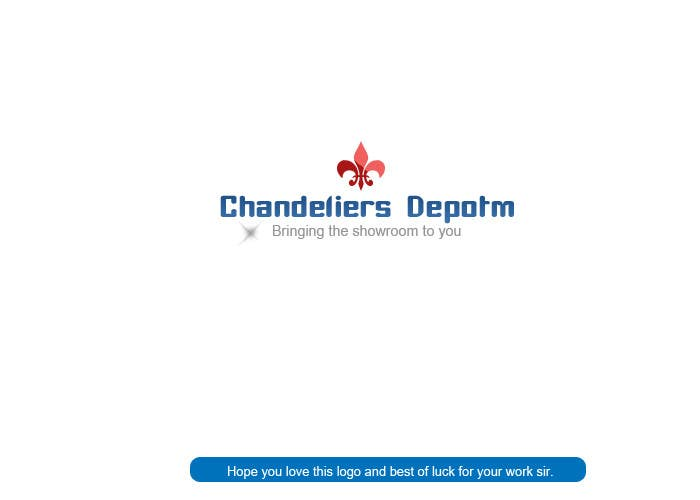 Inscrição nº 37 do Concurso para Logo Design for Chandeliers Site