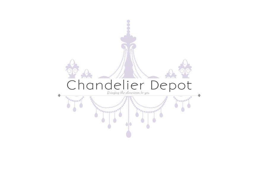 Bài tham dự cuộc thi #                                        17                                      cho                                         Logo Design for Chandeliers Site