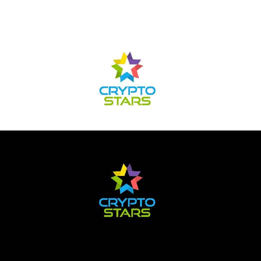 """Proposition n°241 du concours DESIGN me Logo for """"Crypto Stars"""""""