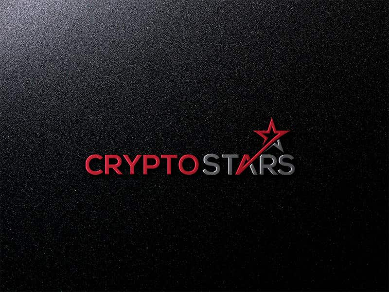 """Proposition n°223 du concours DESIGN me Logo for """"Crypto Stars"""""""