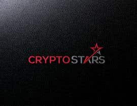 """nº 223 pour DESIGN me Logo for """"Crypto Stars"""" par ah4523072"""