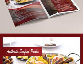 #29 for Recipe Design Brochure/Document by jinatlubna