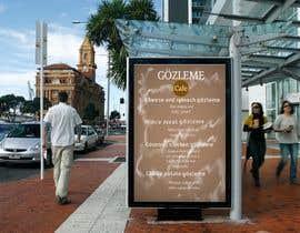 #3 for Need art work for cafe sign outdoor af Sallyhamed79