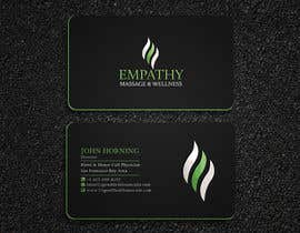 #56 for Cool Business Cards by rockonmamun
