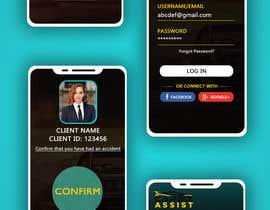#82 for App Design - Carbiz Assist by Zariath