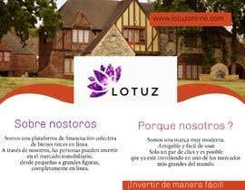 #140 para Crear Imagen Corporativa de Lotuz de reshushaik100