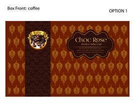 sidra24 tarafından Covers and Packaging Design for Chocolate için no 85