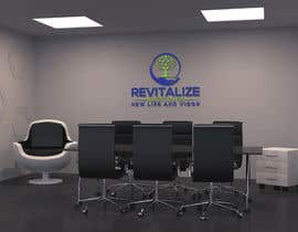 #53 untuk Revitalize Nutrition Rx logo design oleh sohelakhon711111