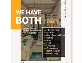 #5 for Create template fliers for a coworking space by NataliaKuzyaeva