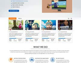 #22 for Web site design by webidea12