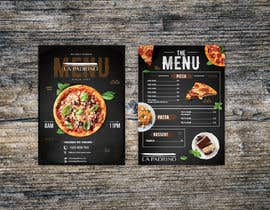 #9 for Menu Redesigned for Pizza Shop by Aabuemara