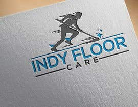 #42 for A new logo designed for a floor care company. The name of the business is Indy Floor Care. Ideas that are favorable include clean sleek designs and negative space.  Currently, the owners do not have a preference on colors. af tahminaakther512