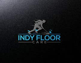 #45 for A new logo designed for a floor care company. The name of the business is Indy Floor Care. Ideas that are favorable include clean sleek designs and negative space.  Currently, the owners do not have a preference on colors. af tahminaakther512