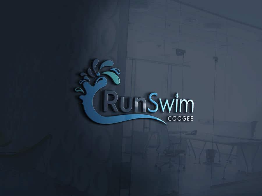 Kilpailutyö #41 kilpailussa Create a new logo - RunSwim Coogee