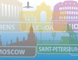Eurivargas tarafından Design a Banner (header image) for my travel blog için no 11