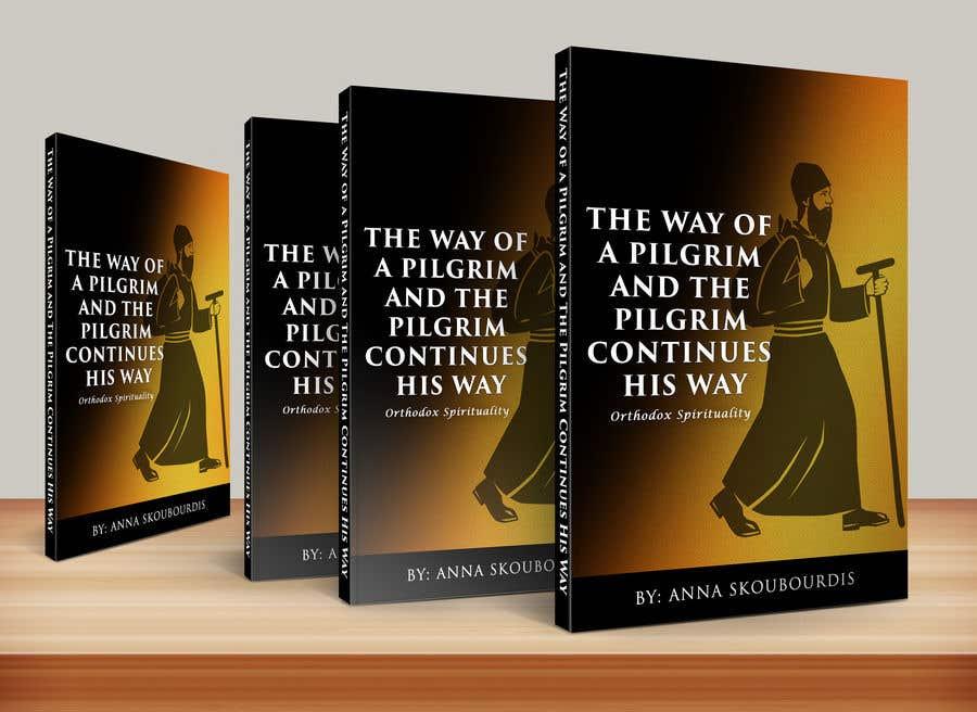 Proposition n°20 du concours book cover pilgrim