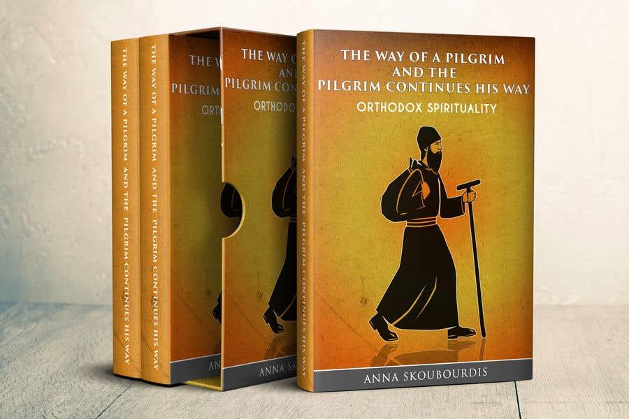 Proposition n°50 du concours book cover pilgrim