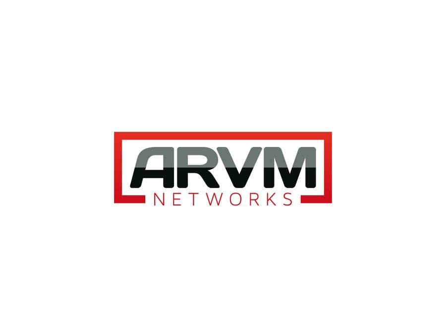 Inscrição nº                                         44                                      do Concurso para                                         Logo Design for ARVM Networks